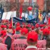Delavske demonstracije