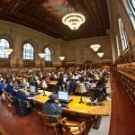 centralna knjižnica - New York