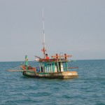 Koh Rong - ribiška vasica