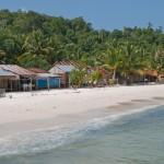 Koh Rong - ribišk vasica