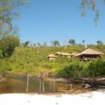 Koh Rong - bungalovi