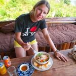 Koh Rong - restavracija