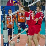 ACH volley : Olympiacos 3:2