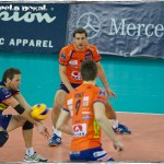 ACH Volley:Olympiacos 3:2