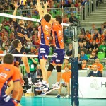 ACH volley LJ - Budvanska Rivijera Budva 3:2