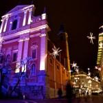 OkrašŒena Ljubljana