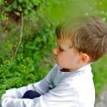Fotografiranje otrok
