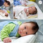Fotografiranje dojenčkov