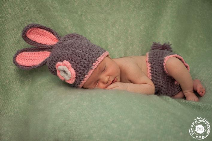 Fotografiranje novorojenckov - VIta, 10 dni