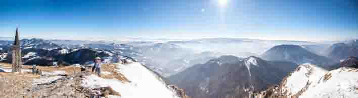 Božanski pogled iz vrha