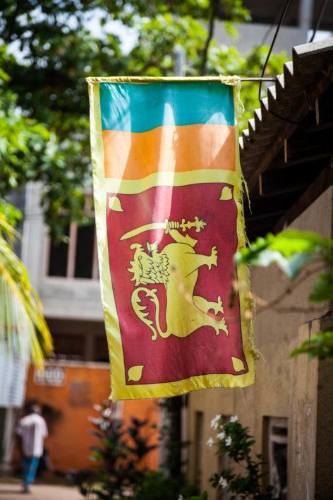 Zastava Sri Lanke