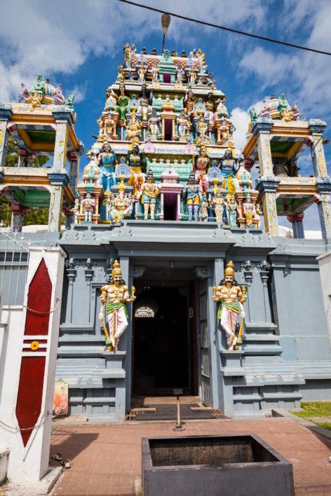 Negombo - Hindujski tempelj