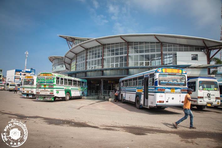 Negombo - avtobusna postaja