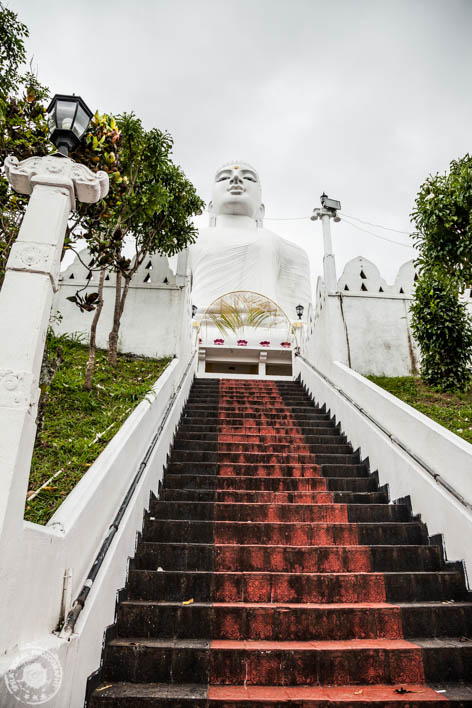Kandy - The big Buddha