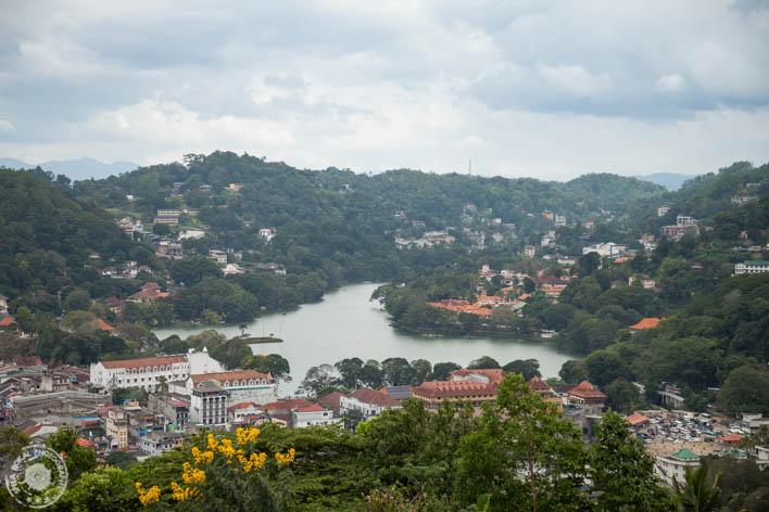 Kandy - razgledna točka