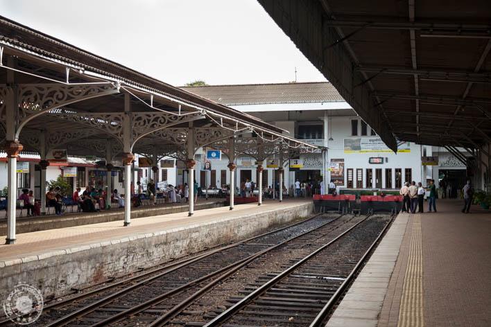 Kandy železniška postaja