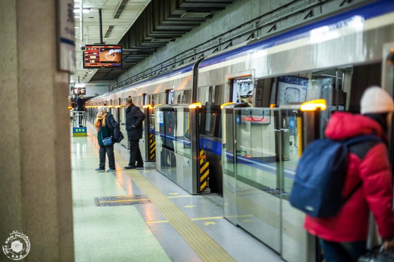 Podzemna v Pekingu