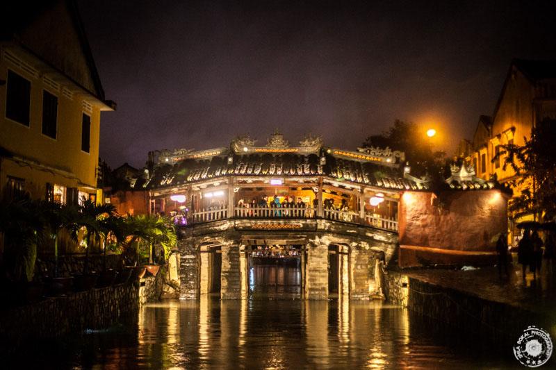 Staro mestno jedro Hoi An-a, Japonski most