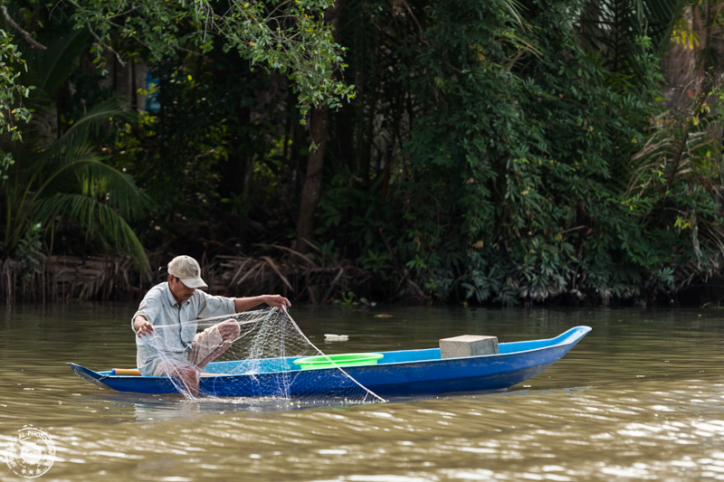 Življenje ob/na reki