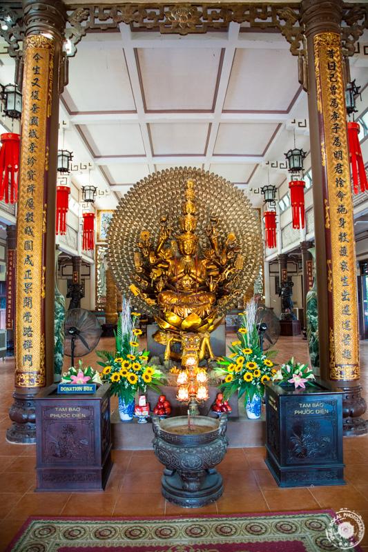 Long Son Pagoda – BIG BUDDHA STATUE