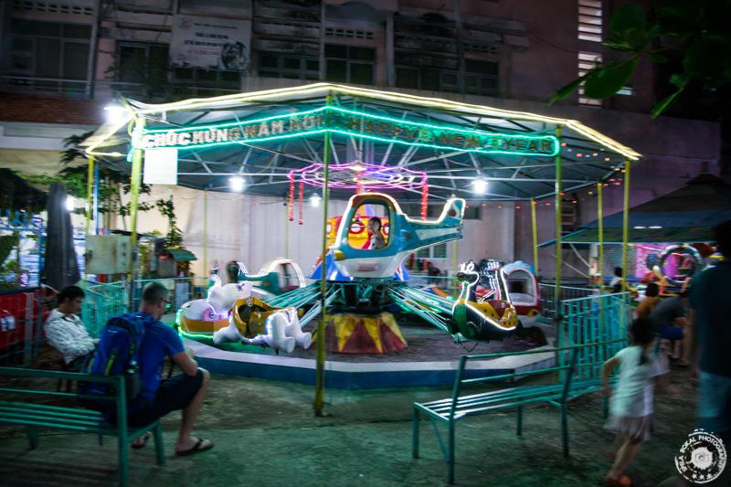 Zavabiščni park v Nha Trangu