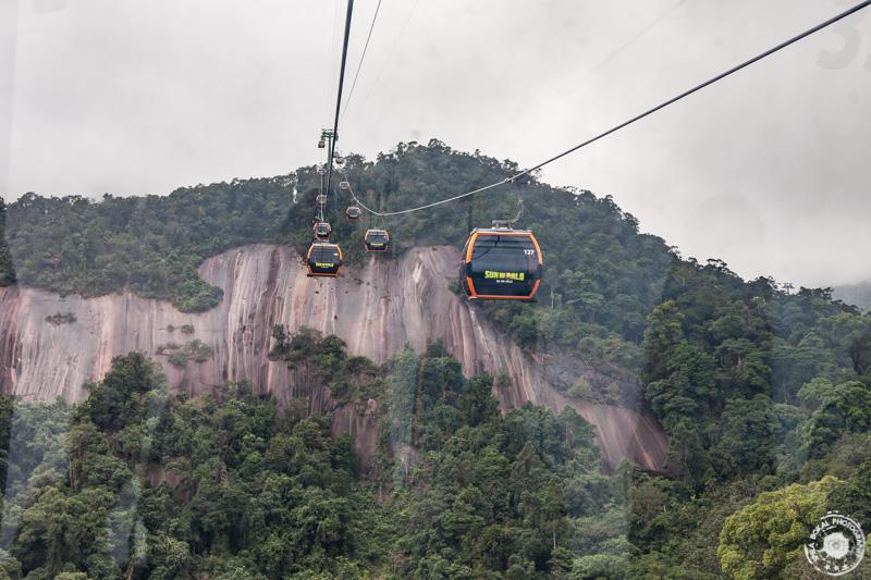 Da Nang, Ba Na Hills, VIetnam - najdaljša gondula na svetu