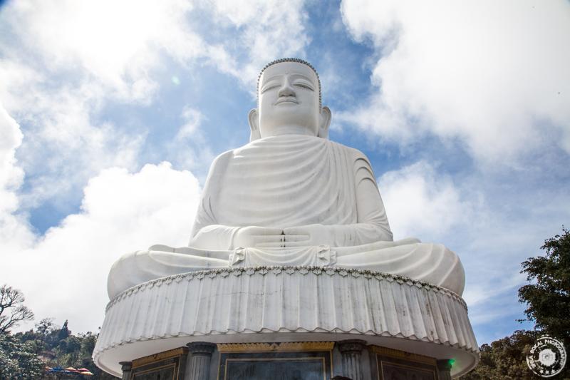 Da Nang, Ba Na Hills, čudovita bela Linh Ung Pagoda