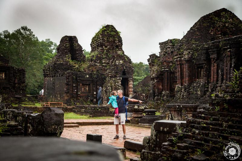 Hindujski templj My Son