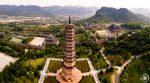 Budistični kompleks Bai Dinh – Ninh Binh, Vietnam