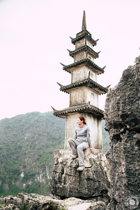 Pohod na goro Mua Cave, Ninh Binh – Vietnam