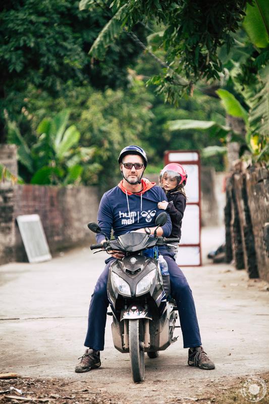 Najboljše prevozno sredstvo, Ninh Binh, Vietnam